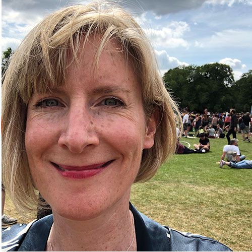 Esther Richardson Artistic Director & Joint Chief Executive